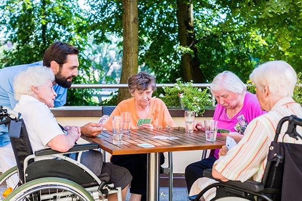 Seniorenhaus Mauritius
